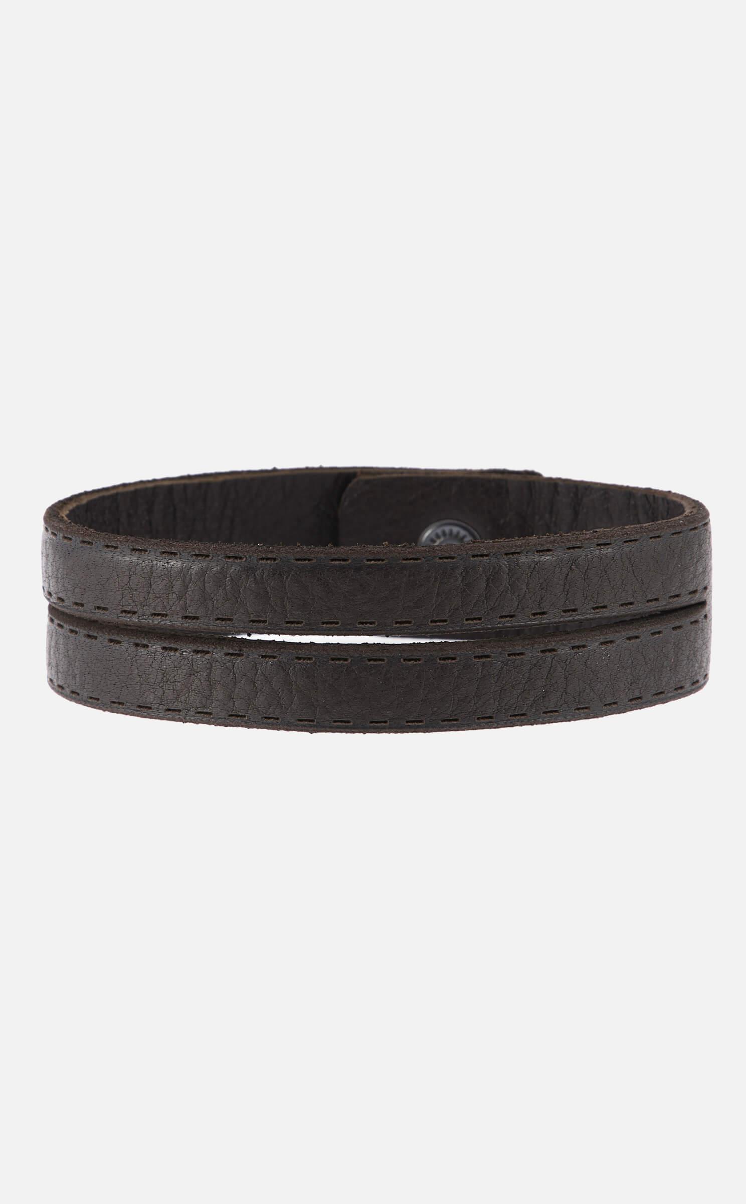 Armband | Echtleder | braun