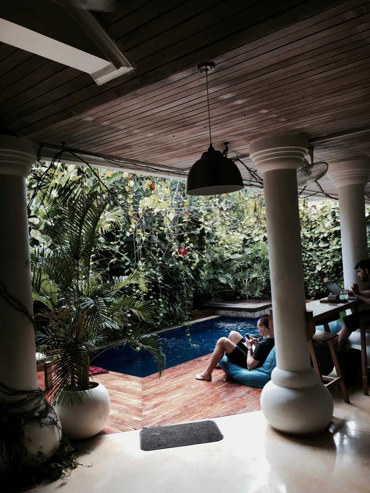 Pool Dojo Bali