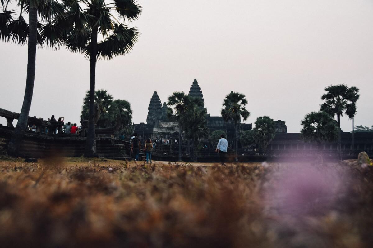Ankor Wat Reise Kambodscha
