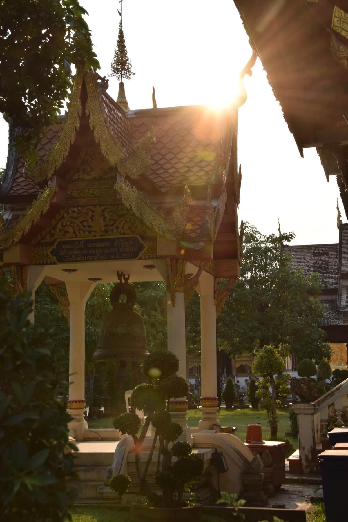 Chiang Mai, Tempel, Thailand