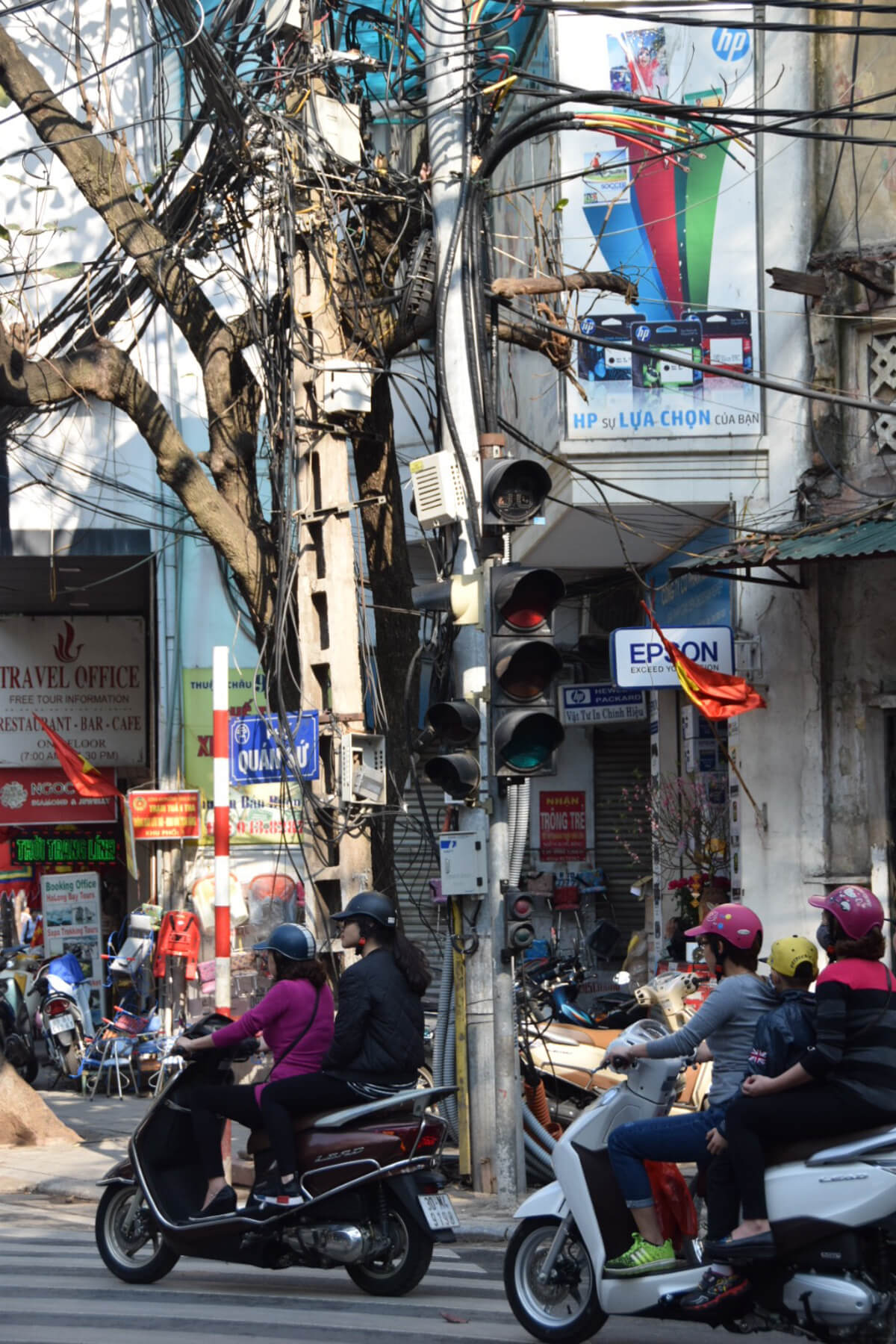 Hanoi Vietnam Reise