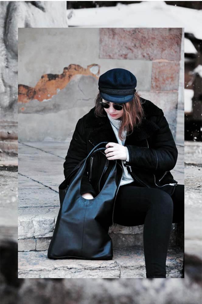 Eine elegante und zeitlose, klassische Tasche zu besitzen bezeichnen wir als absolutes Muss, denn sie erleichtert die ein oder andere Stylingkrise und ist ein treuer Begleiter. Sieht euch unser Angebot an klassischen Taschen aus hochwertigem Leder an !