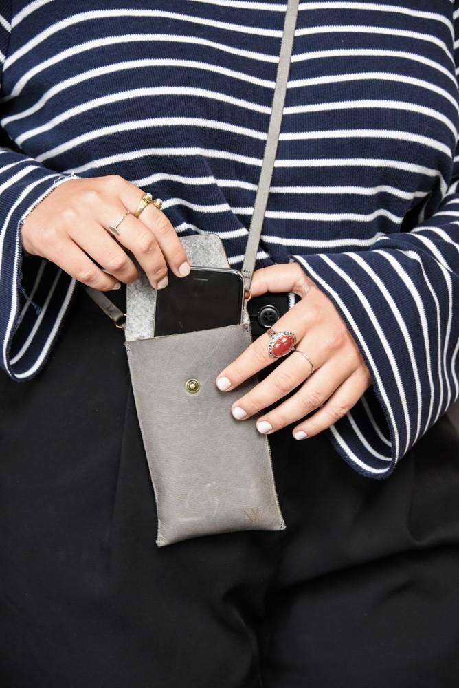 Handy Umhängetasche | Handytasche Leder | Leder Handytasche | Handy Umhängetasche Leder | Wunschleder
