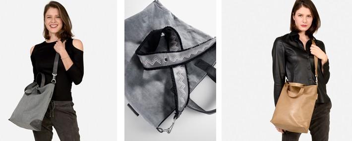 Crossbag | Crossbody Bag | Crossbodytasche | Kuriertasche| bequeme Unitasche | Wunschleder