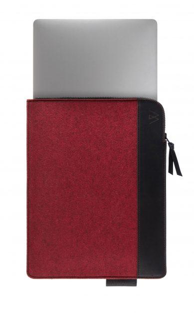 Notebook Hülle Filz | Laptop Hülle Filz | MacBook Hülle Filz | Macbook Case Filz | Wunschleder