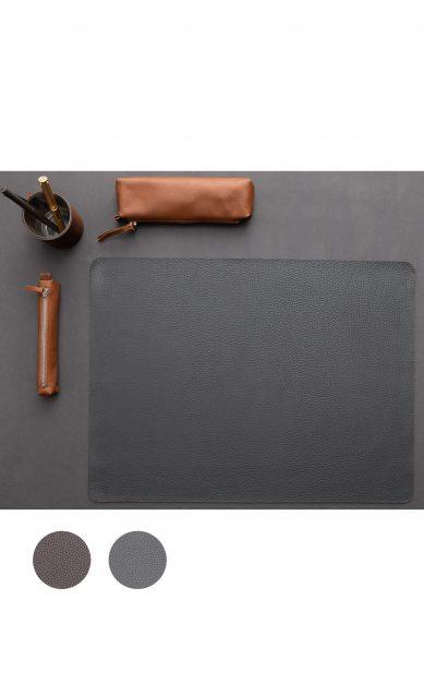 Rutschfeste Schreibtischunterlage Leder | Schreibtischunterlage | Wunschleder