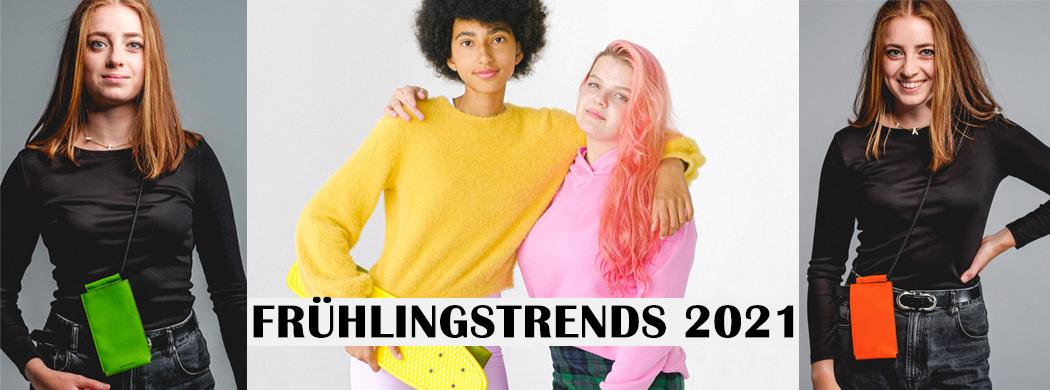 Frühlingstrend 2021   FS21 Trends Mode Fashion   Wunschleder