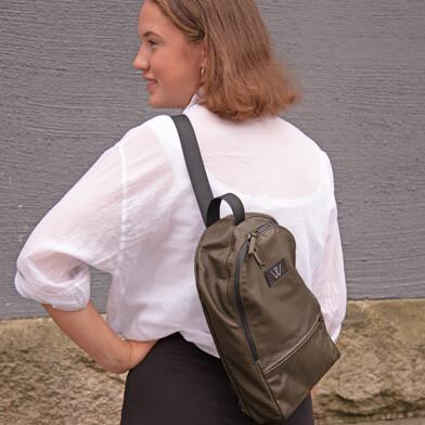 Rucksack | Lederrucksack | Rucksack aus Leder | Backpack| Kurierrucksack | Wunschleder