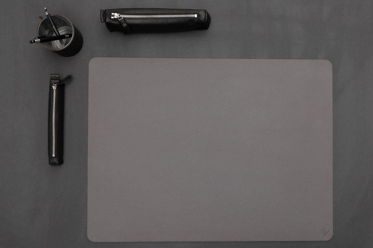welche Schreibtischunterlage | Wunschleder